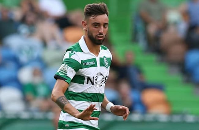 Bruno Fernandes will cost more than €62m, Sporting president warns