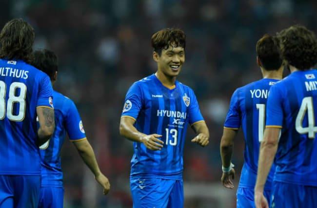 AFC Champions League Review: Hwang strike gives Ulsan advantage