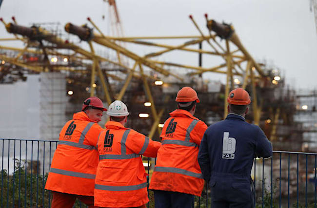 BiFab owner 'shocked' by Scottish Government's withdrawal of financial support