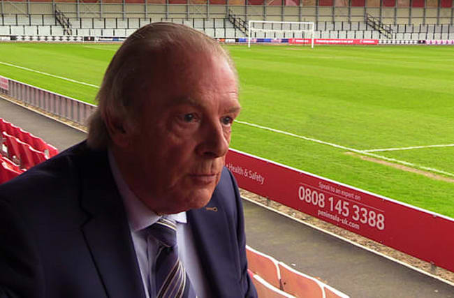 PFA chief executive Gordon Taylor warns there can not be any relaxing of financial conduct rules