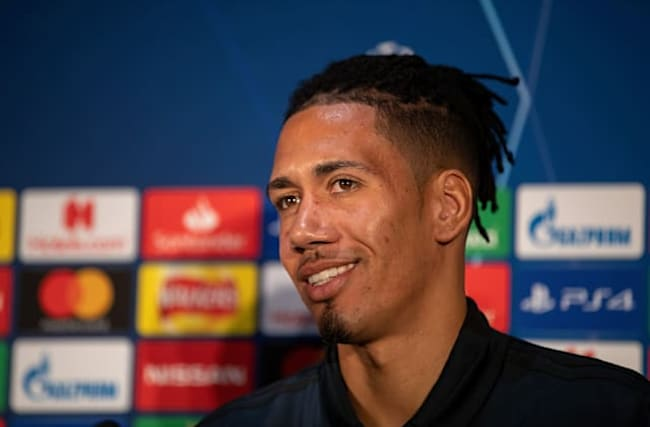 Gareth Southgate travels to Italy to watch Roma defender Chris Smalling