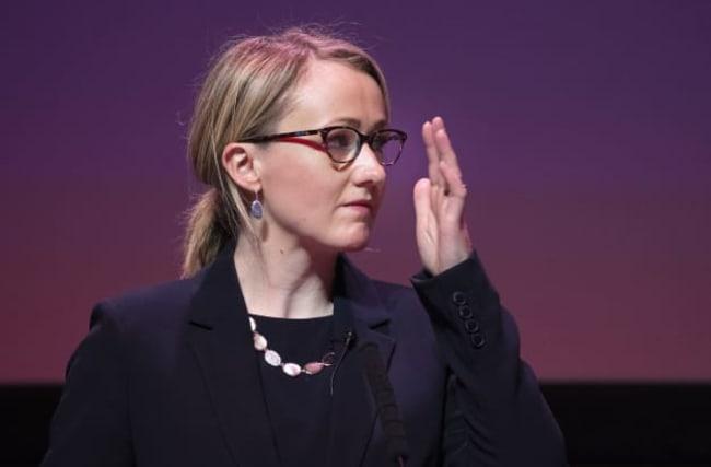 Pre-recording Labour victory speech will be bizarre, says Rebecca Long-Bailey