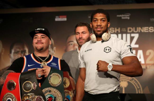 5 factors which could decide outcome of Joshua v Ruiz rematch