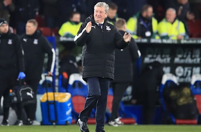 Roy Hodgson believes 'important' fans will spur on Crystal Palace players