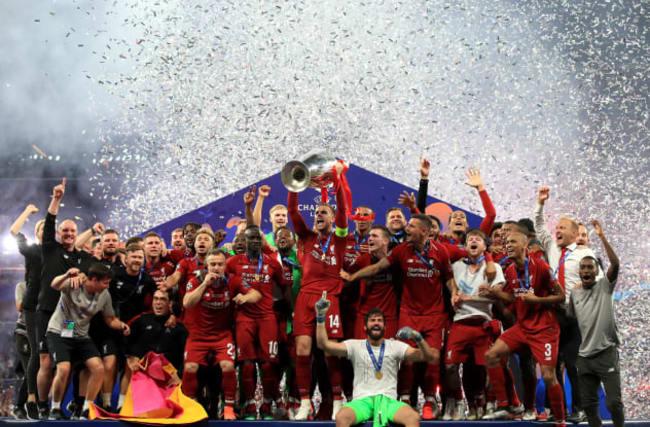 Reds step up treble bid – 5 Champions League talking points