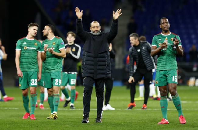 Nuno admits it is 'impossible' to stop expectations rising as Wolves progress