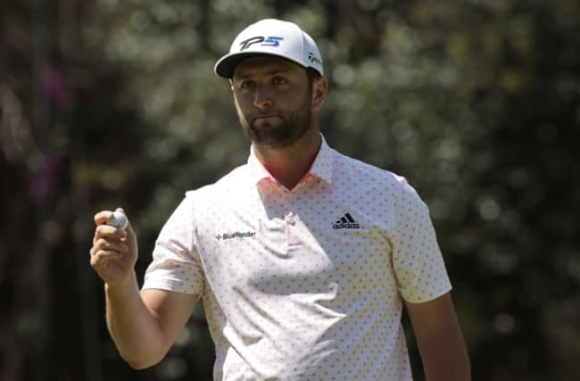 Jon Rahm surges into contention in Mexico after stunning round of 61