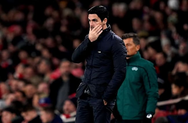 Arteta 'hurt' by Arsenal's Europa League exit