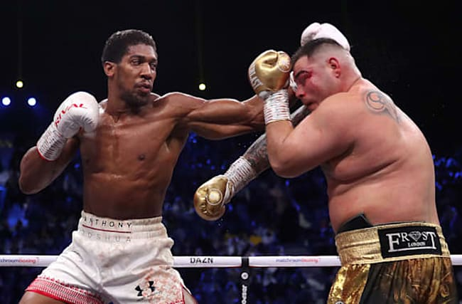 Stylish Joshua regains world heavyweight titles with dominant win over Andy Ruiz
