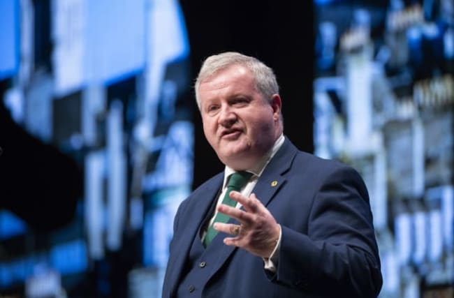 Scotland 'shafted' by UK Government in Brexit deal – Ian Blackford
