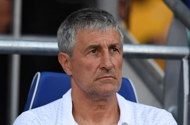 Setien: Players may not have got my message