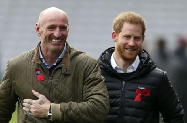 Former Welsh rugby star Gareth Thomas to cycle 500 miles for charity
