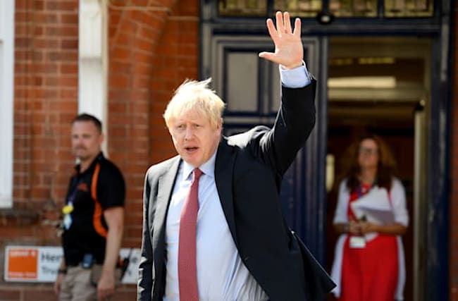 Boris Johnson set for debut on global stage at G7 summit