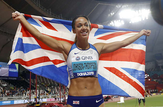 Johnson-Thompson honoured by nomination in 'breakthrough' year for women's sport