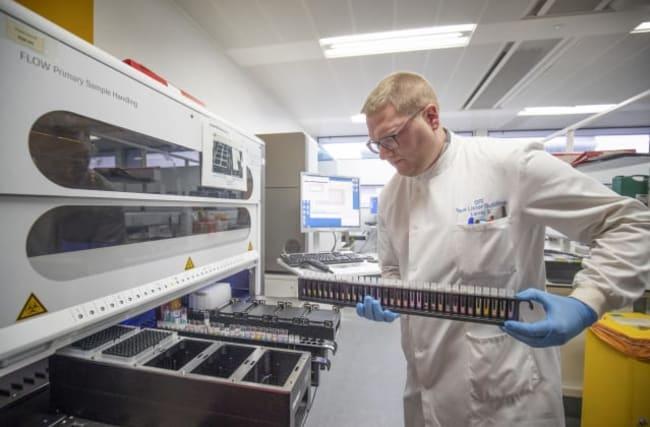 New coronavirus becomes notifiable disease in Scotland