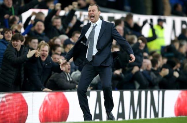 Richarlison's Ferguson-esque header helps Everton caretaker to winning start