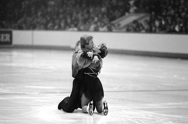 A look back to Torvill and Dean's golden moment in Sarajevo