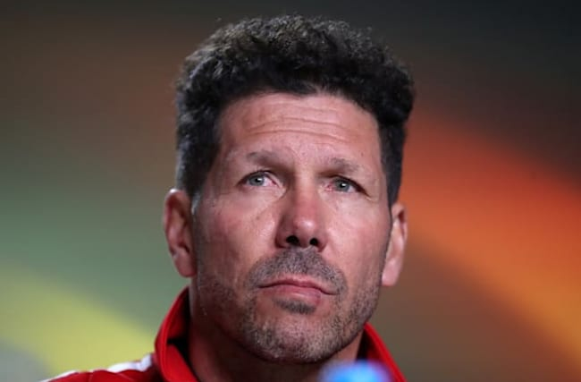 Simeone expects Klopp's Liverpool to go down in history as a great team