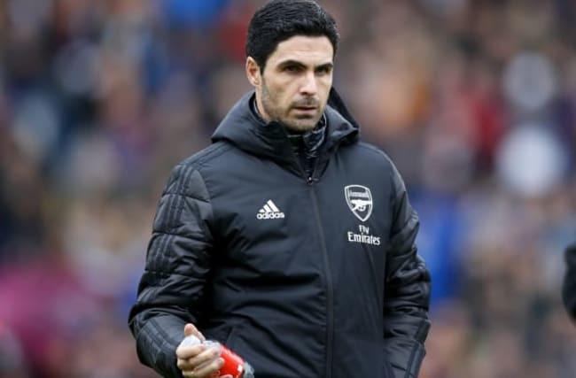 Arsenal boss Arteta sympathetic towards former club Man City following UEFA ban