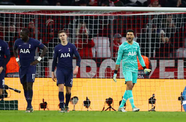 Fringe players fail to impress as Spurs beaten by Bayern