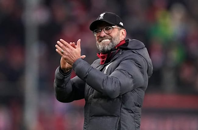 Jurgen Klopp says plenty of hard work lies ahead for Liverpool