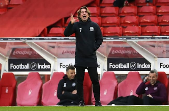 Thomas Frank back in dugout as Brentford return to Championship action