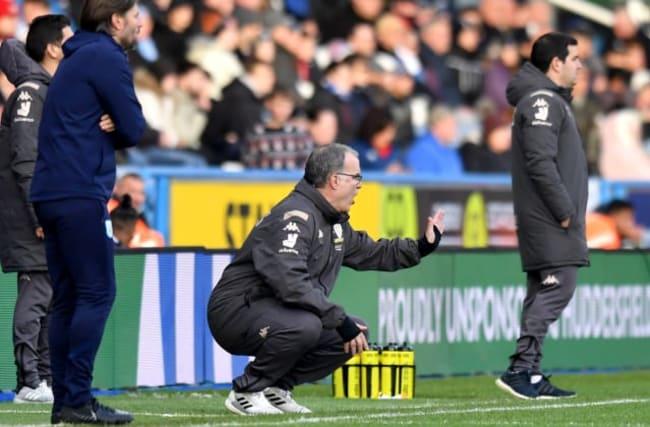 Bielsa demands Leeds improvement after hard-earned derby win over Huddersfield