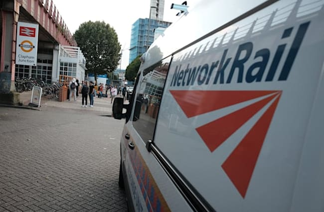 Network Rail investigated over poor performance