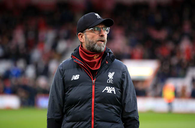 Klopp confident Liverpool can handle pressure to keep Champions League hopes on track
