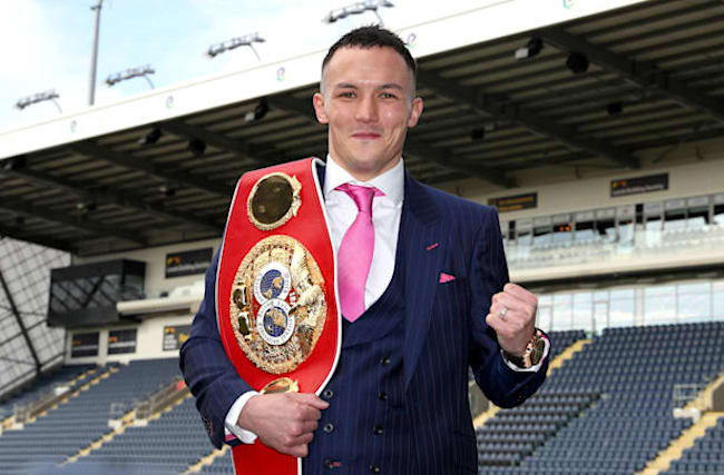 'I just can't fathom it' – Josh Warrington frustrated by Can Xu withdrawal