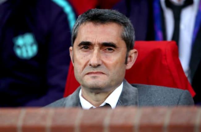 Barcelona coach Ernesto Valverde knows importance of Real Sociedad clash
