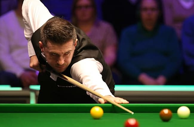 Selby edges out O'Sullivan to reach Scottish Open semi-finals
