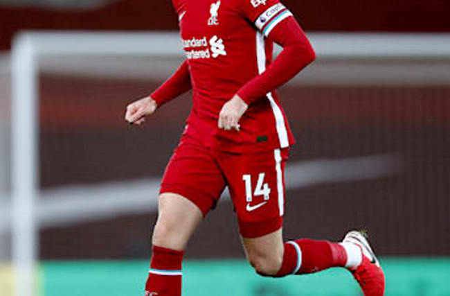 Jordan Henderson takes up ambassadorial role in support of NHS
