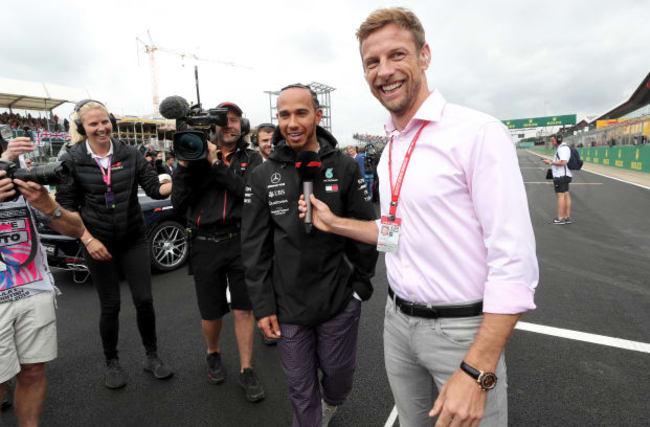 Jenson Button appointed senior advisor at Williams