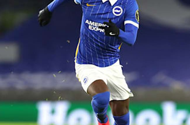 Graham Potter happy to see Yves Bissouma contribute to Brighton victory