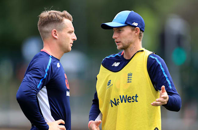 Jos Buttler: Everyone can learn something from watching Joe Root play spin