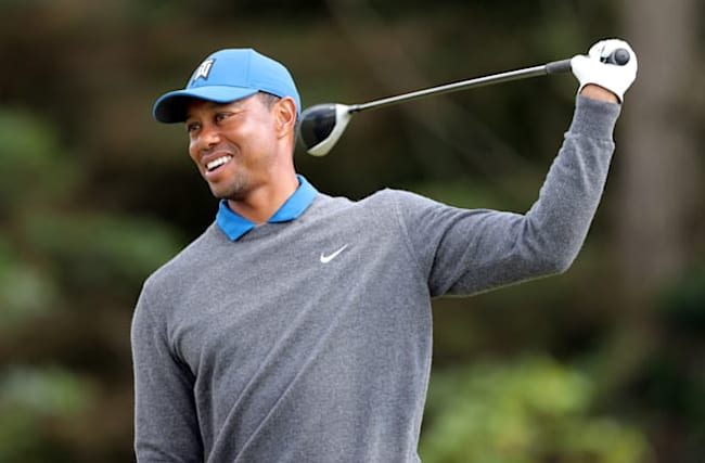 Seeing his children fight over green jacket is Woods' favourite Masters memory