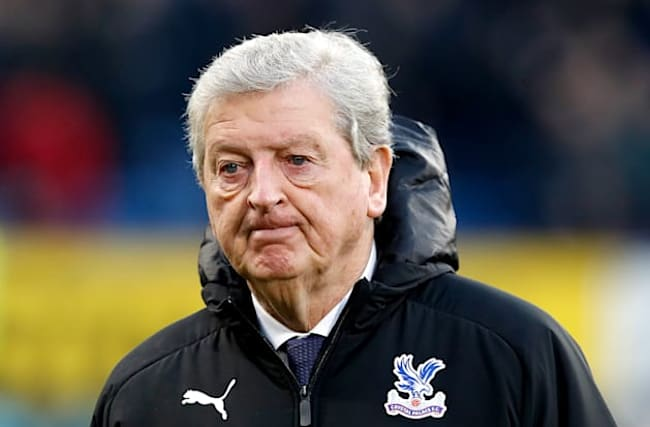 Palace missing key defenders for Brighton clash