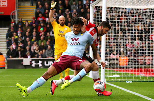 Tyrone Mings says Aston Villa must stick together after defeat at Southampton