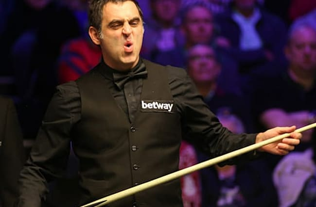 'Die early or kill early' – O'Sullivan vows to keep playing entertaining snooker