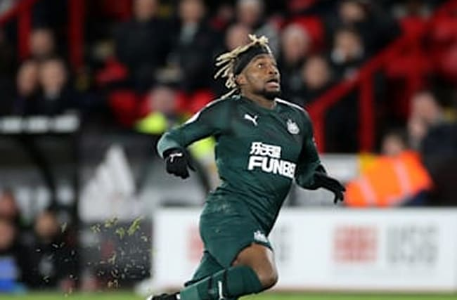 Newcastle forward Saint-Maximin paid the price for pace – Bruce