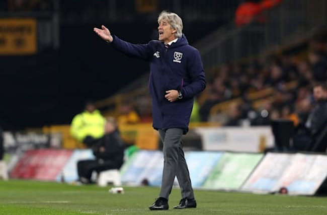 Pellegrini upbeat about West Ham's display despite defeat at Wolves