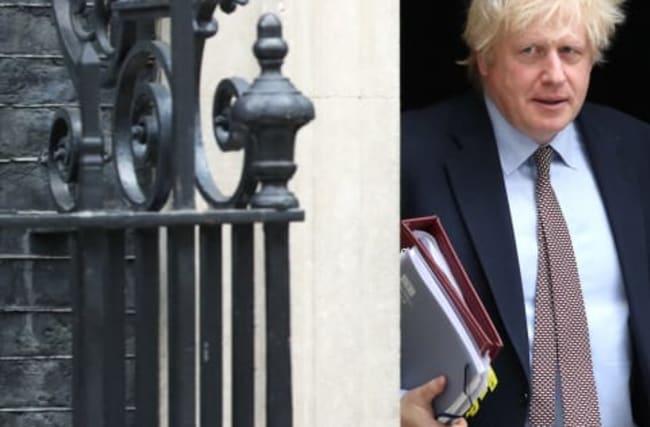 Boris Johnson to set out plans to 'rebuild Britain' after coronavirus pandemic