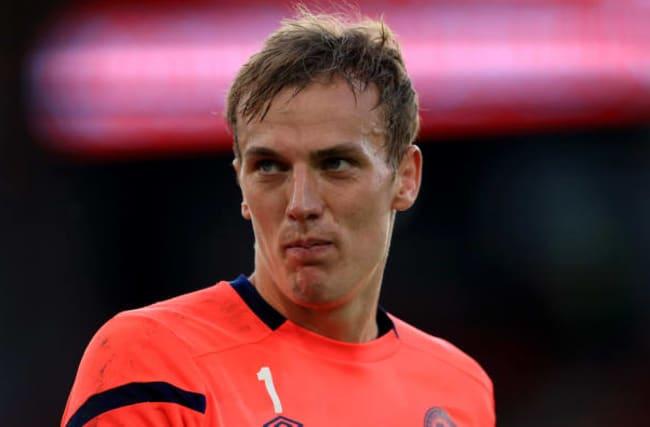 Christian Walton eyes Premier League football after making Brighton return