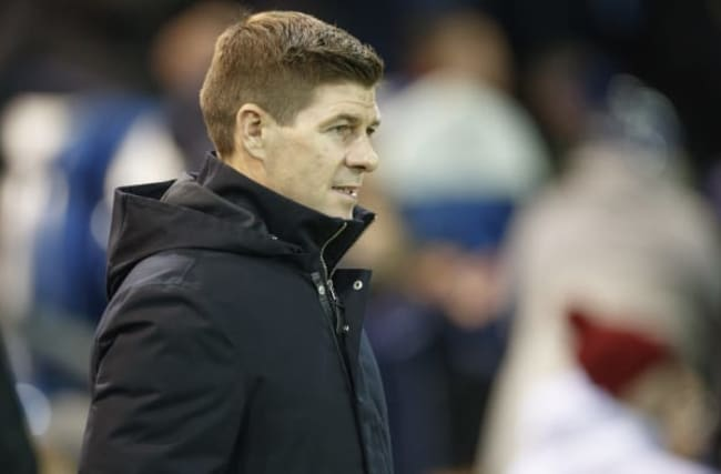 Gerrard disappointed with officials after Rangers edge past Livingston
