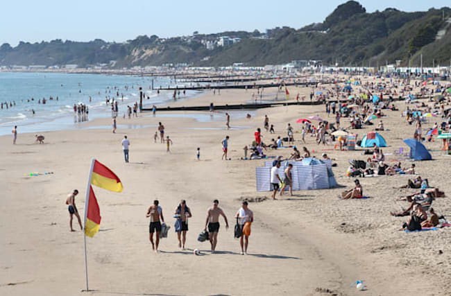 Parts of UK hotter than Marbella and Tenerife as temperatures push 30C