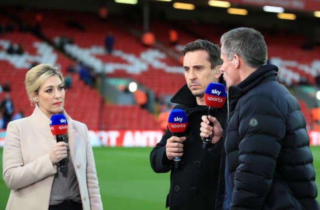 Gary Neville backs Manchester City to win appeal against 'hopeless' UEFA