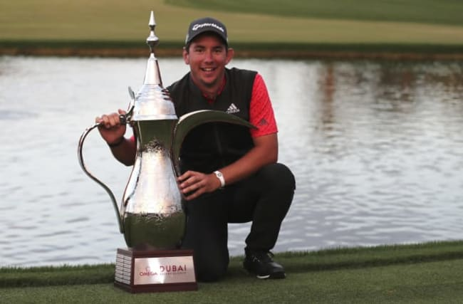 Herbert claims maiden European Tour title with play-off victory in Dubai