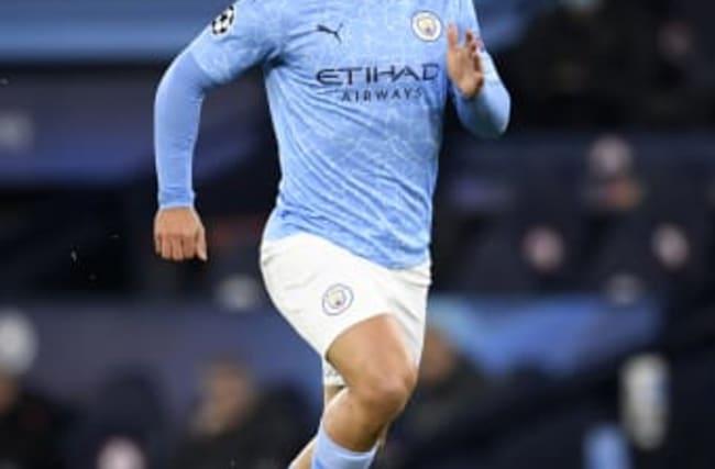 Man City still without self-isolating Sergio Aguero for Villa clash