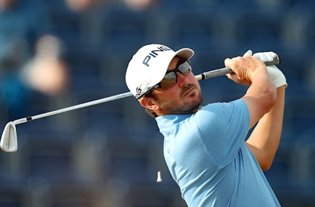 Andrew Landry birdies last two holes to clinch The American Express title